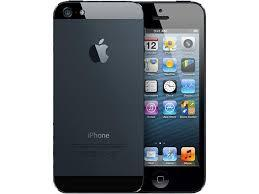 Apple iPhone 5 16GB SIM Free Grade B - Black price in ireland