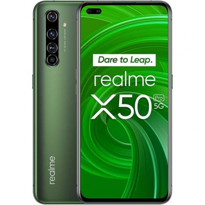 Realme X50 128GB Dual SIM / Unlocked - Ice Silver price in ireland