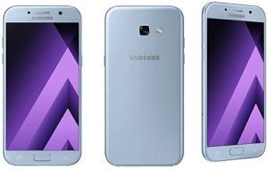 Samsung Galaxy A5 2017 SIM Free - Blue price in ireland
