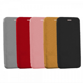 Compatible 360 Protective Flip Book Case For Samsung Galaxy J8 2018
