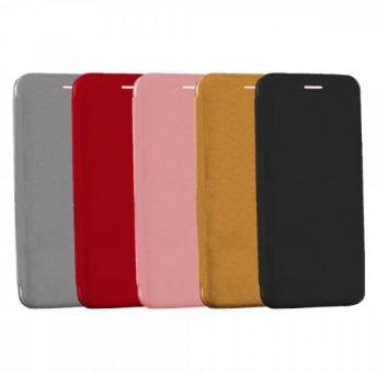 Compatible 360 Protective Flip Book Case For Samsung Galaxy A7 2018