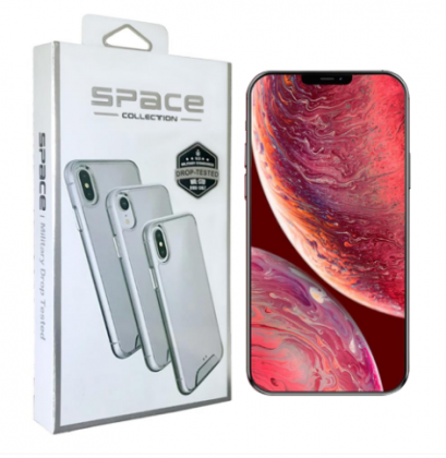 Compatible Replacement Space Case For iPhone 12 Pro Max