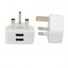 ANG 2.1A Dual USB Port Adapter