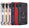 Compatible Ring Armor Case For Samsung Galaxy A70 SM-A705