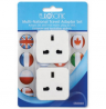 Euro Sonic  World Wide Travel adapter ES0060