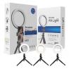 Remote Control K320 Selfie Stick Bracket Fill Ring Light With Mobile Holder