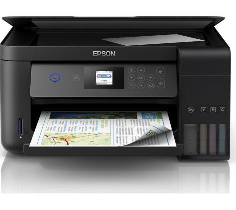 EPSON Ecotank ET-2750 All-in-One Wireless Inkjet Printer