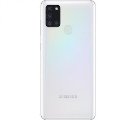 SAMSUNG A21s - 32 GB, White