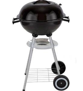Argos Home 43cm Kettle Charcoal BBQ