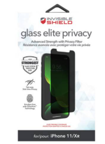 InvisibleShield Glass Elite Privacy iPhone XR/ 11 Screen Price In Ireland