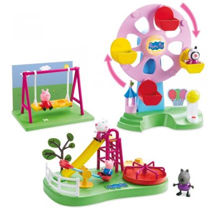 Peppa Pig and Friends Park Playset