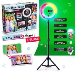 Canal Studio Creator Video Maker Deluxe Kit