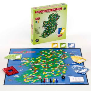 Discovering Ireland Game