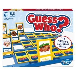 Guess Who? Game Assortment