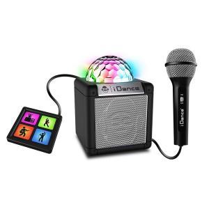 iDance Cube Sing 200, 5-in-1 Wireless Bluetooth Party Speaker