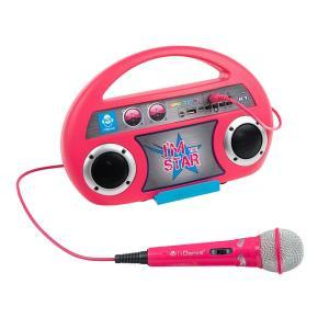 iDance I'm the Star K1 Bluetooth Karaoke Speaker
