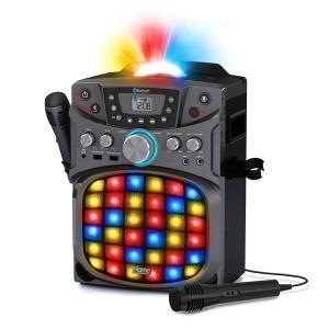 iHome Sound Factory Premium Karaoke Machine iSF-36K.5Xv0