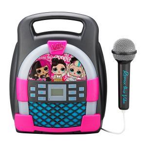 L.O.L Surprise! Remix Bluetooth Karaoke Machine