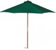 Argos Home 2m Water Repellent Garden Parasol - Green