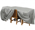 Argos Home Deluxe Extra Large Oval Patio Set Cover