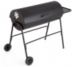 Argos Home Extra Large Charcoal Oil Drum BBQ