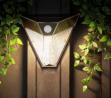 Argos Home Solar LED Wall Light with Motion Sensor