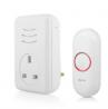 Byron DBY-22313 150m Plug-Thru Doorbell