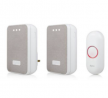 Byron DBY-22324 150m Wireless Twin Pack