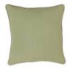 Habitat Green Cushion - 2 Pack