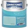 Johnstone's Bathroom Blue Shore Paint - 2.5L