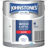 Johnstone's Quick Dry Gloss Paint 2.5L - Brilliant White