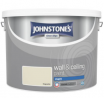 Johnstone's Wall & Ceiling Paint Matt 10L - Magnolia