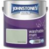 Johnstone's Washable Paint 2.5L - Natural Sage
