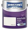 Johnstone's Washable Paint 2.5L - White Lace