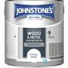 Johnstones Hardwearing Undercoat Paint 2.5L Brilliant White
