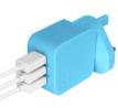 Juice USB 2.0/3.0 Triple Wall Charger - Aqua  Price In Ireland