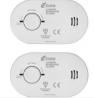 Lifesaver Carbon Monoxide Alarm Twin Pack