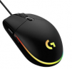 Logitech G203 Wired Gaming Mouse - Black
