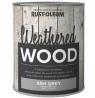 Rust-Oleum Weathered Wood Paint 750ml - Ash Grey