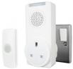 Uni-Com Premium Plug-through Doorbell