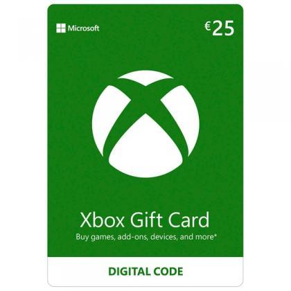 Xbox €25 Wallet Top Up Digital Download