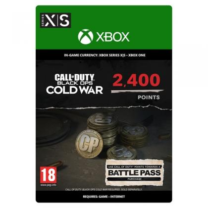 Call of Duty: Black Ops Cold War - 2400 COD Points Xbox