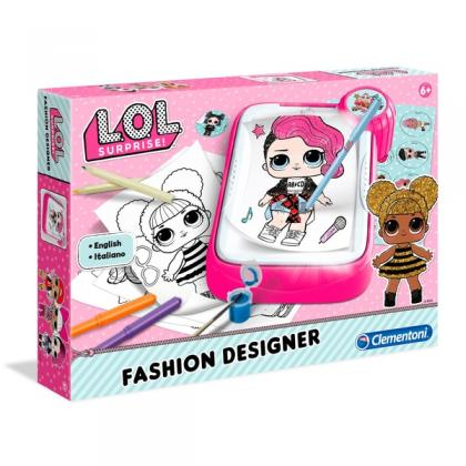 Clementoni L.O.L Surprise! Fashion Designer