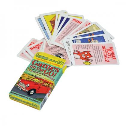 Games On The Go Pack Of Cards