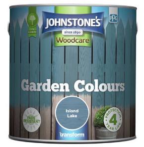 Johnstone's Garden Paint 2.5L - Island Lake