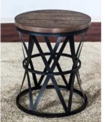 Lane Home Furnishings 7328-40 Barrel Table