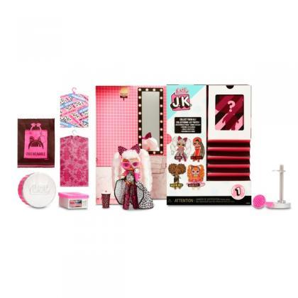 L.O.L. Surprise! JK Neon Q.T. Mini Fashion Doll