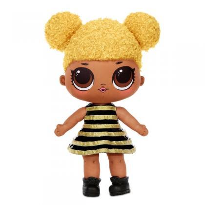 L.O.L. Surprise! Queen Bee - Huggable, Soft Plush Doll