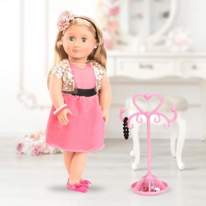Our Generation Jewellery Doll Audra