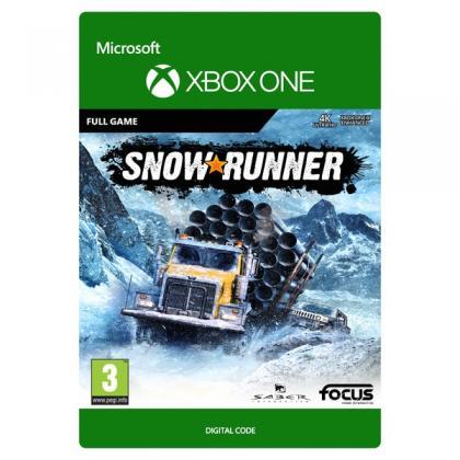 Snowrunner - Xbox One (Digital Download